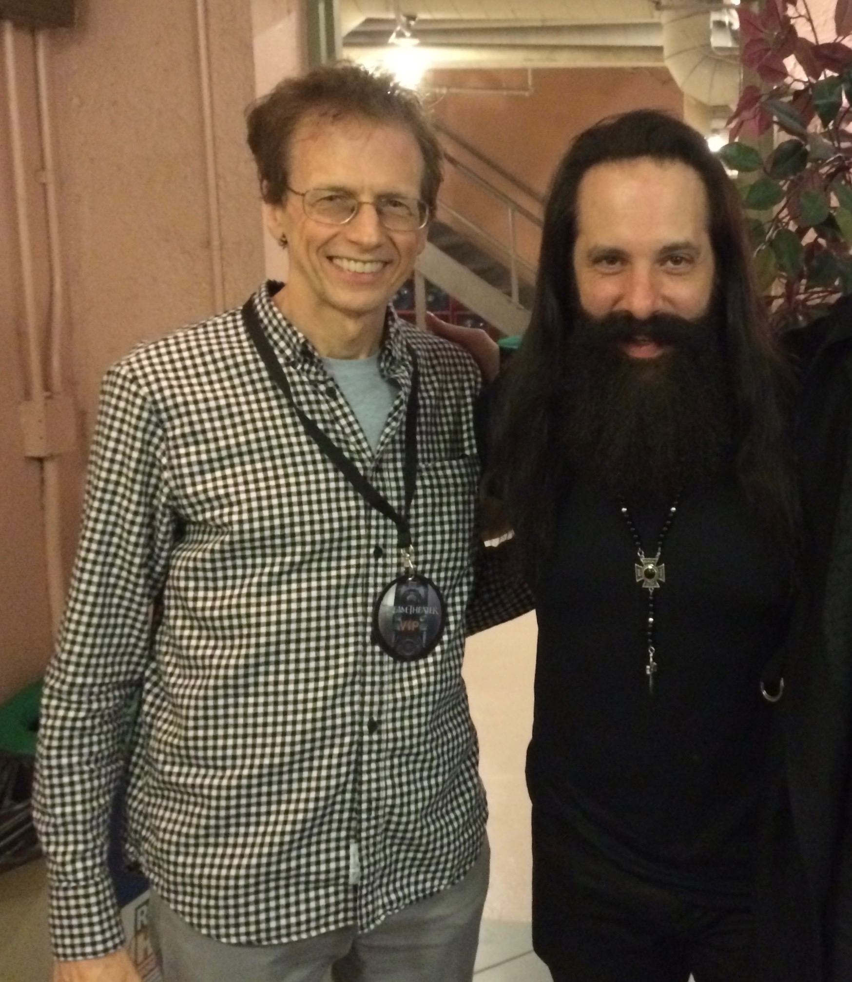 David Campbell with John Petrucci