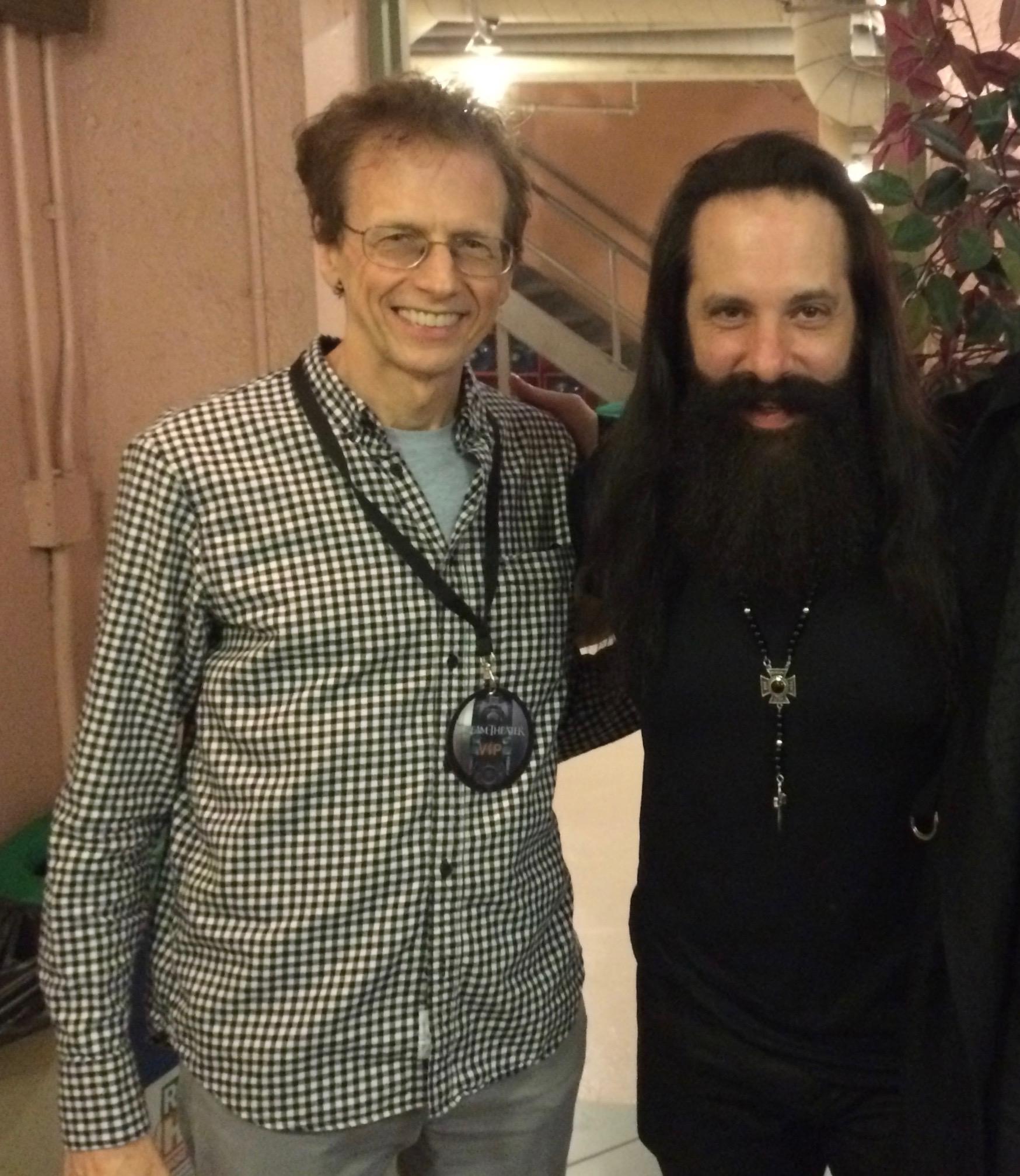David Campbell with John Petrucci