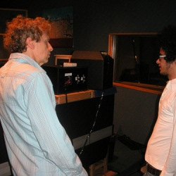 David Campbell and Omar Rodriguez-Lopez