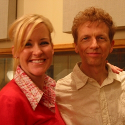 David Campbell and Martie Maguire