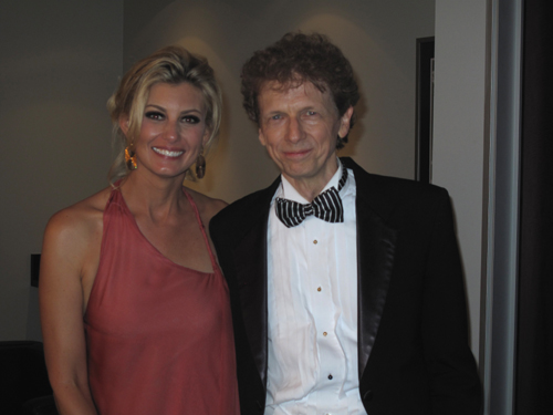 David Campbell and Faith Hill