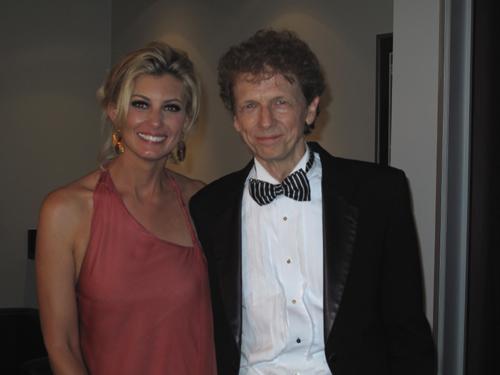 David Campbell and Faith Hill