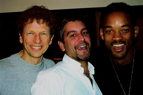 David Campbell, Will Smith and Rob Chiarelli
